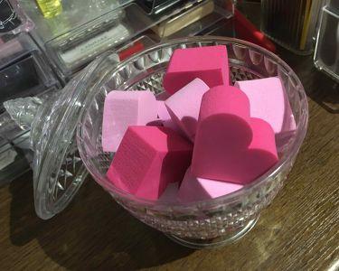 カラフルコレクション(ピンク)/その他/メイクブラシを使ったクチコミ(2枚目)