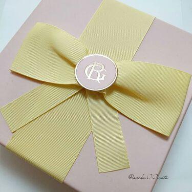 【画像付きクチコミ】🗻明けましておめでとうございます✨🎍✨今年もよろしくお願い致します。🐮ロジェ・ガレの「エクストレドコロンテファンタジー」❤️嬉しいことにロジェ・ガレさんのプレゼント企画でいただきました✨ありがとうございます😭💖ブリザードフラワーが可愛...