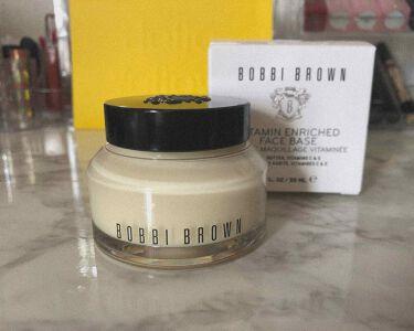ビタエンリッチドクリーム&フェイスベース/BOBBI  BROWN/化粧下地を使ったクチコミ(1枚目)