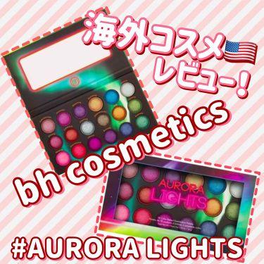AURORA LIGHT EYESHADOW/bh cosmetics/パウダーアイシャドウ by おたぬ