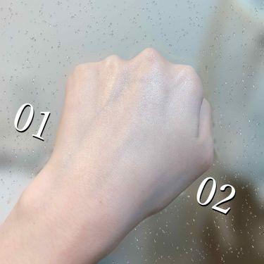 マーメイドスキンジェルUV/キャンメイク/日焼け止め(顔用)を使ったクチコミ(4枚目)