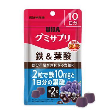 【画像付きクチコミ】ご覧頂きありがとうございます!どうも🥛翔太の濃いめのカルピス🥛です!✼••┈┈••✼••┈┈••✼••┈┈••✼••┈┈••✼今回はUHAのグミサプリについて!まず、この商品はグミサプリな為、グミになってます!粉薬が嫌い、錠剤が苦手な...