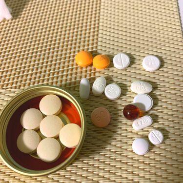 マルチビタミン【栄養機能食品(ビタミンB1・ビタミンC・ビタミンE)】/DHC/美容サプリメントを使ったクチコミ(2枚目)