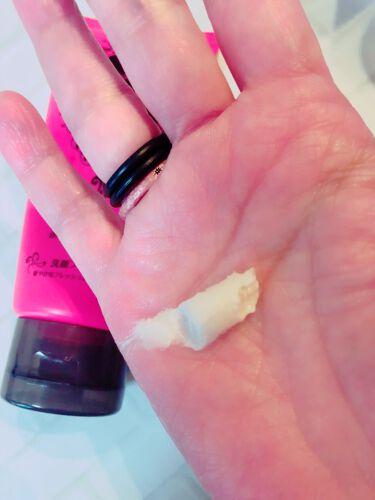 ロゼット洗顔パスタ レッドリンクル/ロゼット/洗顔フォームを使ったクチコミ(2枚目)