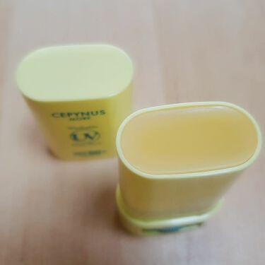 ウォッシャブル UV クリアスティック/CEPYNUS MORE(セピナス モア)/日焼け止め(顔用)を使ったクチコミ(2枚目)