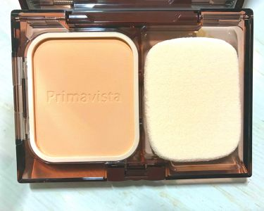 くずれにくい きれいな素肌質感パウダーファンデーション/ソフィーナ プリマヴィスタ/パウダーファンデーションを使ったクチコミ(3枚目)