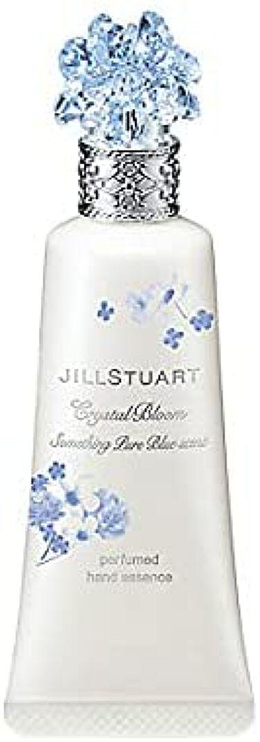 2021/4/30発売 JILL STUART クリスタルブルーム サムシングピュアブルー セント パフュームド ハンド エッセンス
