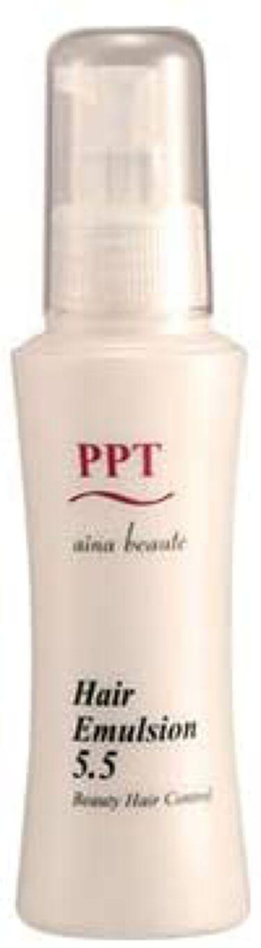 PPTヘアエマルジョン5.5 aina beauté
