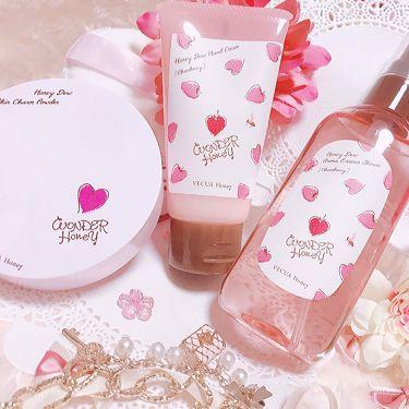 ワンダーハニー アロマエッセンスシャワー ジューシーロッソ/VECUA Honey/香水(その他)を使ったクチコミ(2枚目)
