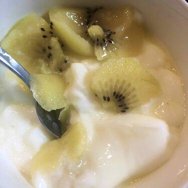 BifiXヨーグルト  ほんのり甘い脂肪ゼロ 375g /グリコ/食品を使ったクチコミ(1枚目)