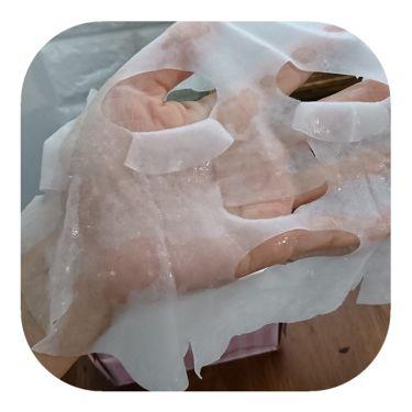 オールインワンシートマスク モイストEX/クオリティファースト/シートマスク・パックを使ったクチコミ(3枚目)