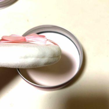 すっぴんパウダー サクラスウィートソローの香り/クラブ/その他を使ったクチコミ(3枚目)