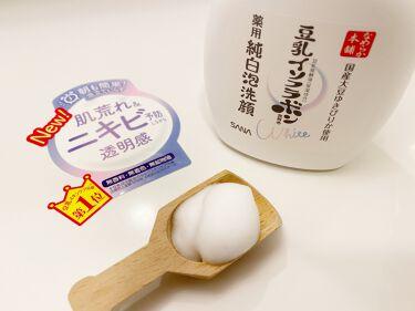 薬用泡洗顔/なめらか本舗/泡洗顔を使ったクチコミ(3枚目)