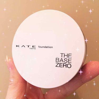 レアペイントファンデーション/KATE/クリーム・エマルジョンファンデーションを使ったクチコミ(1枚目)