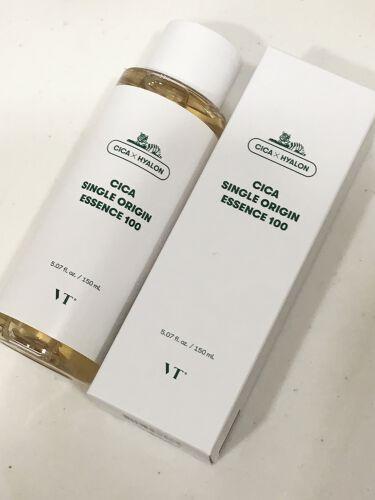 シカシングルオリジンエッセンス100 VT Cosmetics