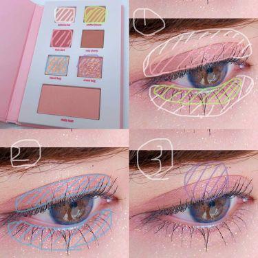 19S/SLook Book MUTE ROSE LOOK/espoir(エスポワール/韓国)/パウダーアイシャドウを使ったクチコミ(3枚目)