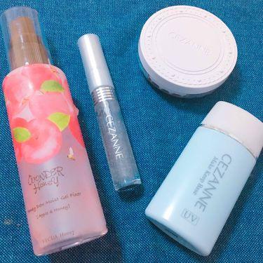 うるぴたジェルフィクサー/VECUA Honey/ミスト状化粧水を使ったクチコミ(2枚目)
