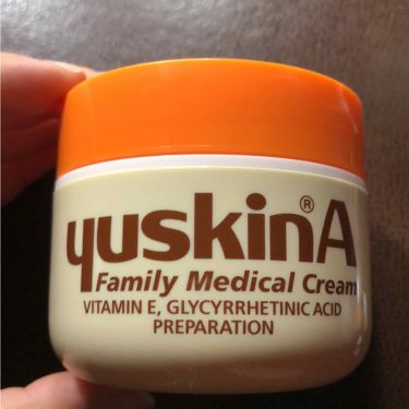 Jk.☁️さんの「ユースキンAユースキンA ファミリーメディカルクリーム<ハンドクリーム・ケア>」を含むクチコミ