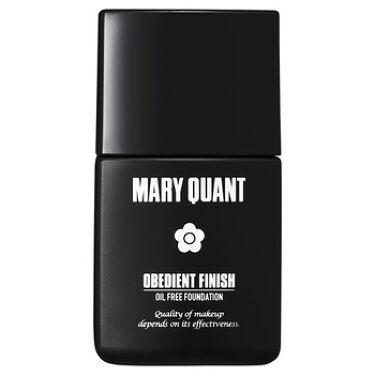2020/3/6発売 MARY QUANT オビーディエント フィニッシュ
