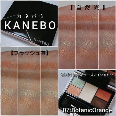 カネボウ セレクションカラーズアイシャドウ/KANEBO/パウダーアイシャドウを使ったクチコミ(4枚目)