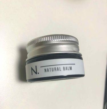 N.ナチュラルバーム/ナプラ/ヘアワックス・クリームを使ったクチコミ(1枚目)