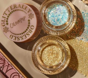 Glitterally Obsessed ColourPop