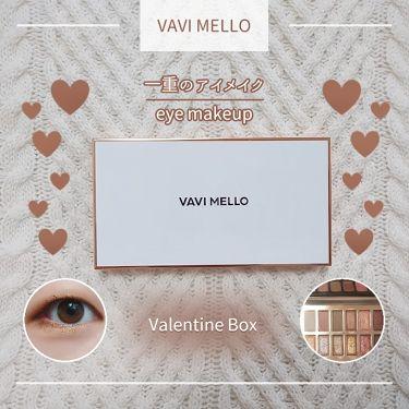バレンタインボックス/VAVI MELLO/パウダーアイシャドウ by 凪