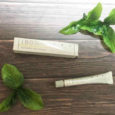 I・B・O ハトムギ配合リッチエッセンス/大人肌研究所/美容液を使ったクチコミ(2枚目)