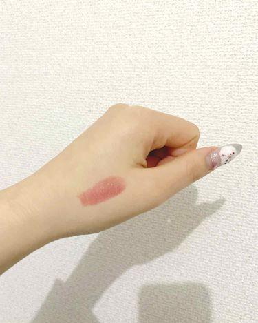 ルージュ アンリミテッド/shu uemura/口紅を使ったクチコミ(3枚目)