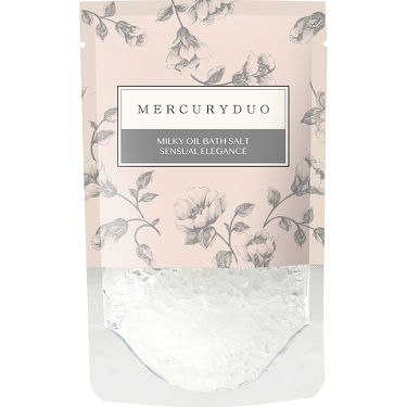 MERCURYDUO MILKY OIL BATH SALT