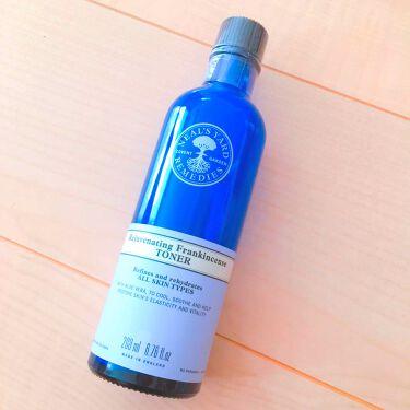 フランキンセンスウォーター/ニールズヤード レメディーズ/化粧水を使ったクチコミ(1枚目)