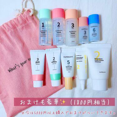 3番 うるツヤ発酵トナー/ナンバーズイン/化粧水を使ったクチコミ(3枚目)