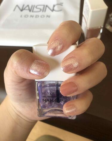 NAIL POLISH/nails inc./マニキュアを使ったクチコミ(2枚目)