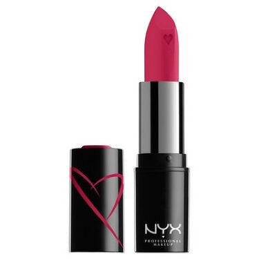 2020/5/21発売 NYX Professional Makeup シャウトラウド サテン リップスティック