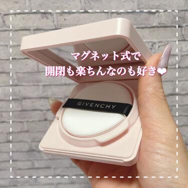 ランタンポレル ブロッサム クリーム コンパクト/GIVENCHY/化粧下地を使ったクチコミ(6枚目)