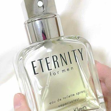 エタニティ フォーメン オードトワレ/Calvin Klein/香水(メンズ)を使ったクチコミ(1枚目)