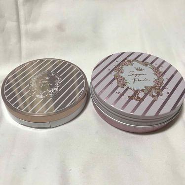 クラブすっぴんパウダーA パステルローズの香り/クラブ/プレストパウダーを使ったクチコミ(3枚目)