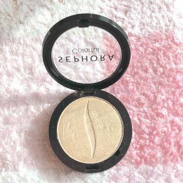 Sephora Colorful Eyeshadow /SEPHORA/パウダーアイシャドウを使ったクチコミ(2枚目)