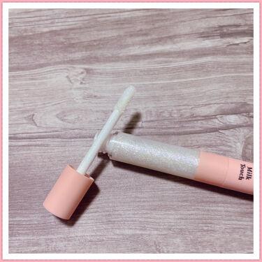ミルキーウェイ ツインクル デュアル アイ/Milk Touch/ジェルアイライナーを使ったクチコミ(3枚目)