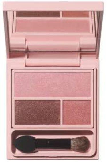 アイシャドウパレット believe in pink