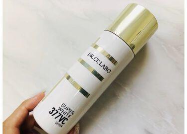 スーパーホワイト377VCローション/ドクターシーラボ/化粧水を使ったクチコミ(1枚目)