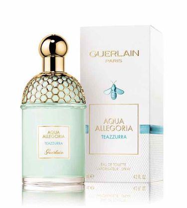 アクア アレゴリア テアズーラ/GUERLAIN/香水(レディース)を使ったクチコミ(1枚目)