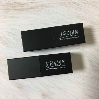 UR GLAM     MINI LIPSTICK(ミニリップスティック)/DAISO/口紅を使ったクチコミ(2枚目)