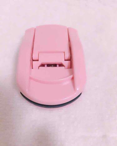 PCアイラッシュカーラー ピンク/貝印/ビューラーを使ったクチコミ(2枚目)