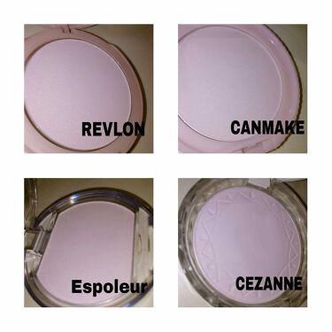 トランスペアレントフィニッシュパウダー/CANMAKE/プレストパウダーを使ったクチコミ(3枚目)