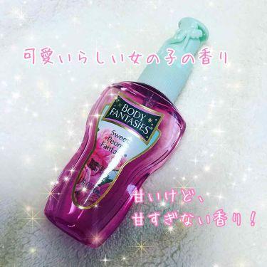 びーちゃん♥️さんの「ボディファンタジーボディスプレー スウィートピオニー<香水(その他)>」を含むクチコミ