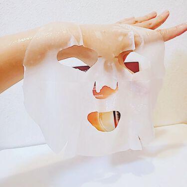 ブラックティー ユース マスクシート/innisfree/シートマスク・パックを使ったクチコミ(3枚目)