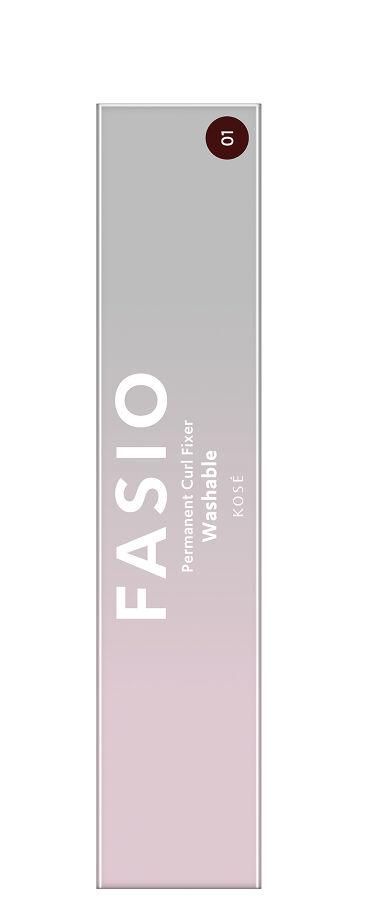 パーマネントカール フィクサー F FASIO