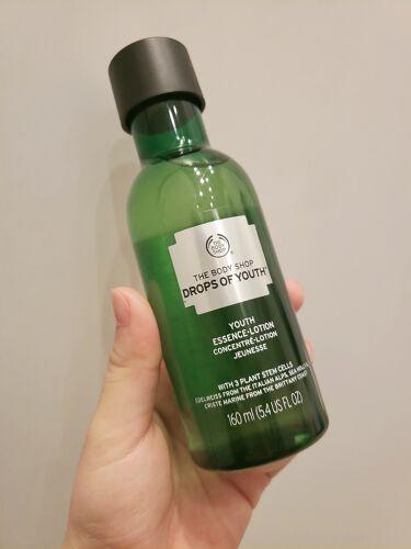 ユースエッセンスローション DOY/THE BODY SHOP/化粧水を使ったクチコミ(1枚目)
