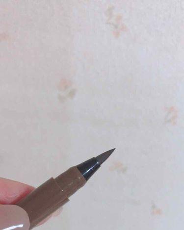 ラスティングアイブロウティントペン/K-Palette/その他アイブロウを使ったクチコミ(3枚目)